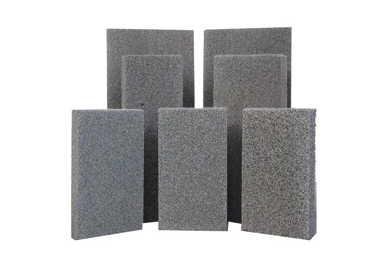 改性发泡水泥保温板