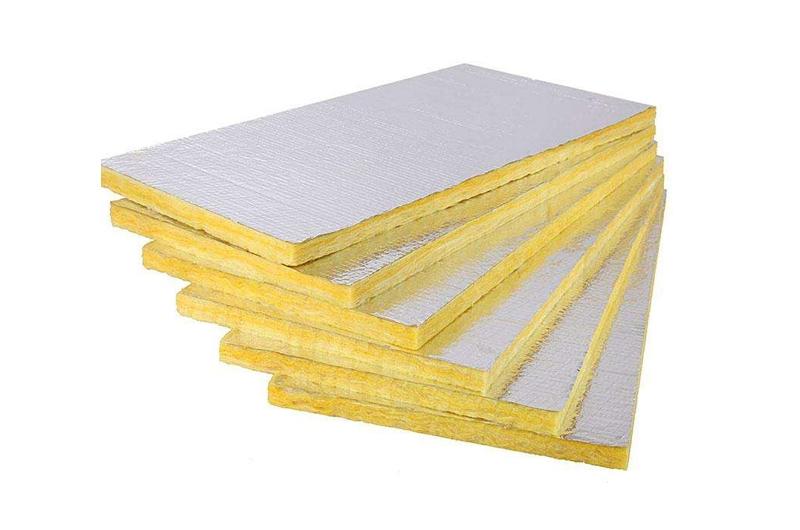 复合铝箔离心玻璃棉板