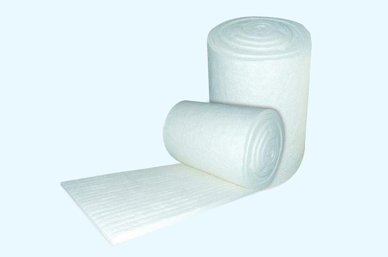 长寿硅酸铝针刺毯
