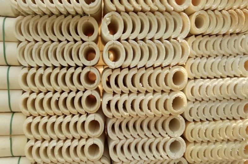 长寿聚氨酯管壳