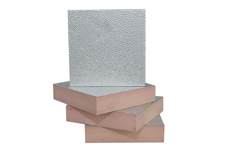 潼南铝箔复合酚醛保温板