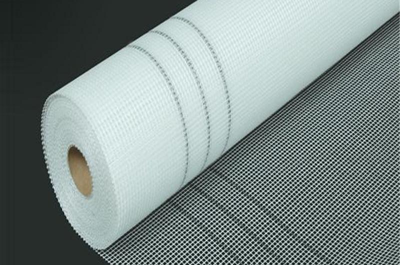 长寿网格布-保温材料