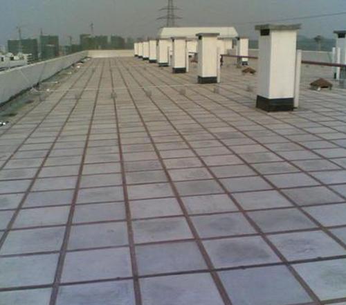 增强型改性发泡水泥板屋面保温系统
