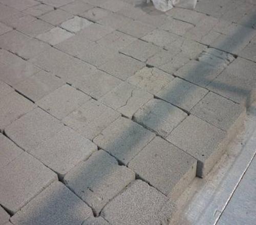 增强型改性发泡水泥板地面保温系统