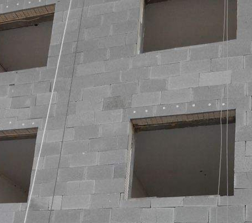 改性发泡水泥板外墙保温系统
