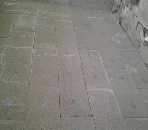 发泡水泥保温板屋面保温系统