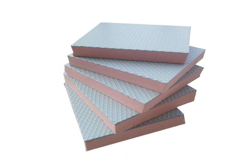 长寿铝箔酚醛保温风板