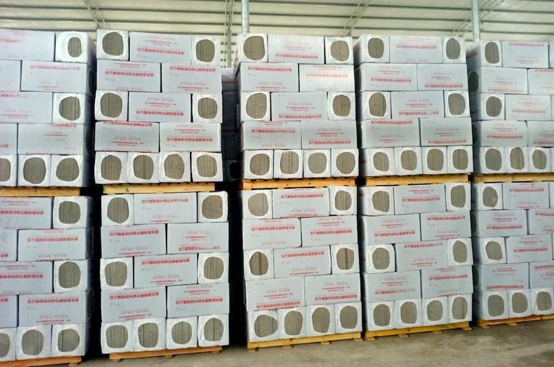 增强型改性发泡水泥保温板